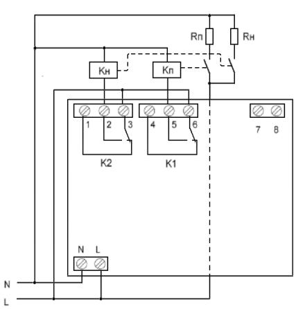 Ограничитель мощности ом-1 схема подключения